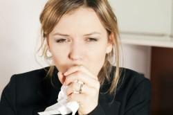 Ингаляции против кашля