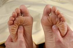 Массаж ног при отечности у беременных