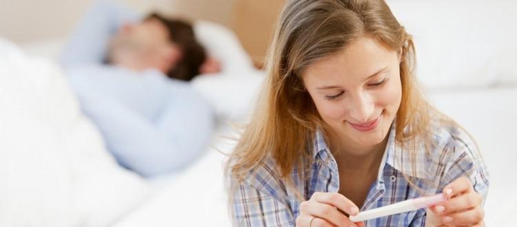 Определение беременности до задержки