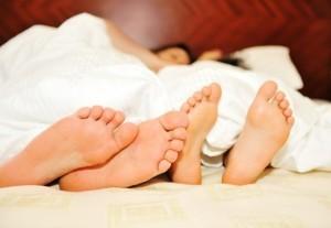 вероятность зачатия от слизи