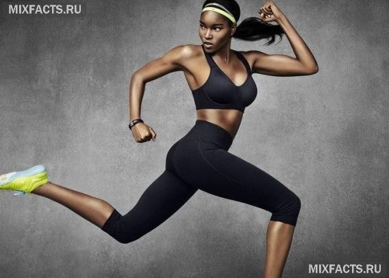 Nike Pro Bra - інноваційні бюстгальтери для спорту