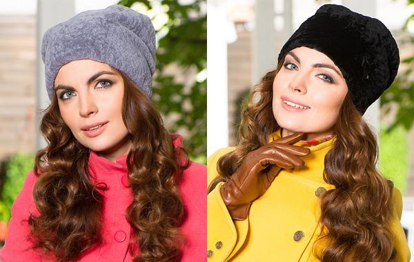 Жіночі хутряні шапки сезону зима 2017-2018  яку модель вибрати 7910bd795e43b