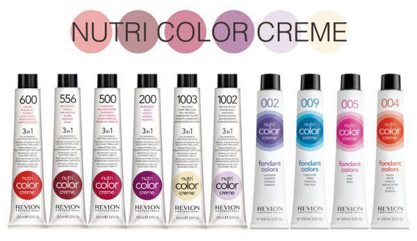 Ревлон краска для волос палитра