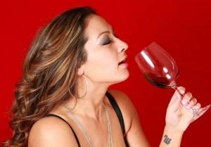 Красное вино во время беременности