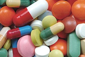 Различные формы витаминных комплексов