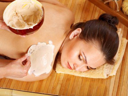 Маски в бане для лица и тела