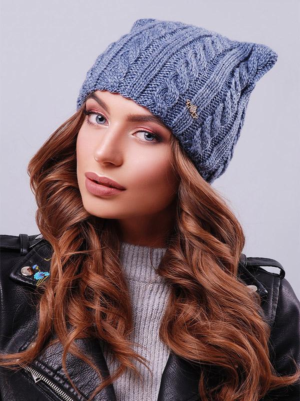 Модні жіночі шапки осінь-зима 2018-2019 8f4536005bb1c