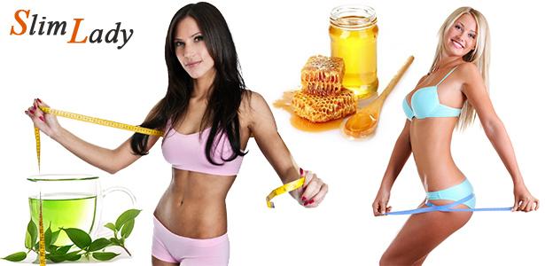 Рецепты медового чая для похудения