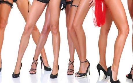 стройные ноги