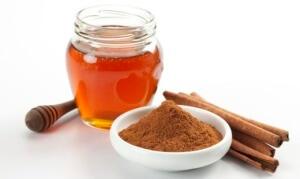 Корица с медом - эффективное средство