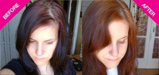 Как сделать смывку волос в домашних условиях