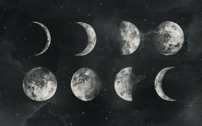 Місячний календар квітникаря на 2018