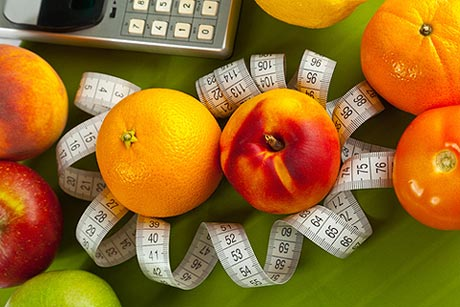 Дієта 2468 для швидкого схуднення за методикою моделей