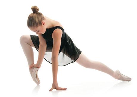 Всього 4 дні дієти балерини - і ви зможете пурхати по сцені