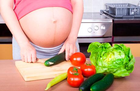 Дієта для вагітних: дев'ять порад на дев'ять місяців