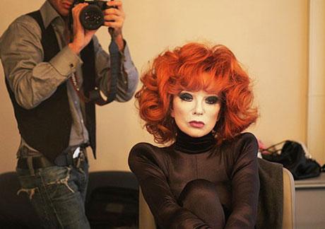 Красивая фигура Людмилы Гурченко
