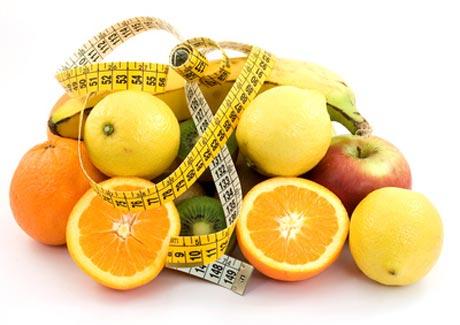Дієта на овочах і фруктах: худнемо без авітамінозу