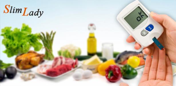 Принципы диеты при сахарном диабете 1 типа