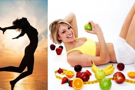 Схуднення без стресу для організму з дієтою вуглеводного чергування