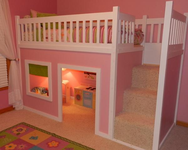 Кроватка для ребенка от 2 лет своими руками 50