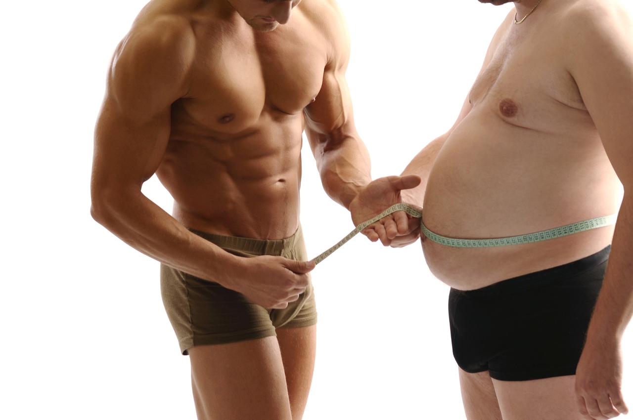 Видео похудение для мужчин