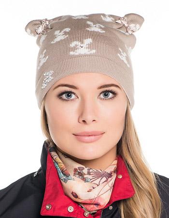 Популярні види жіночих шапок в сезоні осінь-зима 2017-2018 14278094e321f