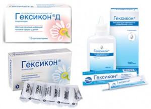 Препарат гексикон