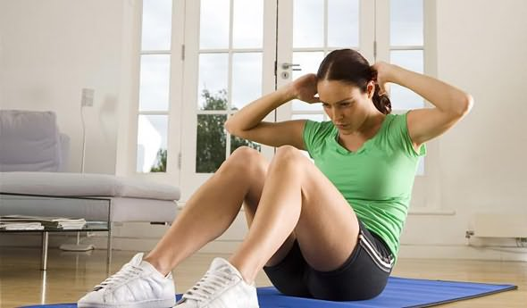 Вправи для схуднення живота і боків. Рекомендації щодо виконання. необхідний інвентар