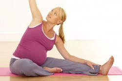 Тренировка дыхания у беременных