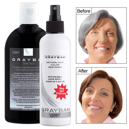 Grayban Hair Darkening