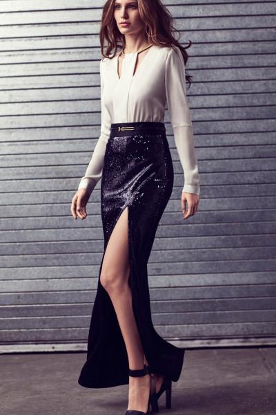 Модні довгі спідниці. З чим носити довгу спідницю влітку