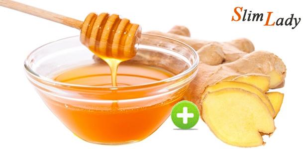 Как правильно использовать мед и имбирь