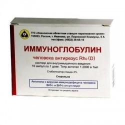 Иммуноглобулин при беременности - рекомендации и дозы