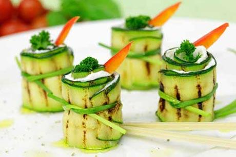 Кабачкова дієта для схуднення: їмо улюблені овочі без обмеження і в будь-якому вигляді
