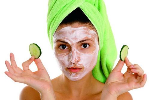 Огіркова маска для обличчя в домашніх умовах легкі і дієві рецепти