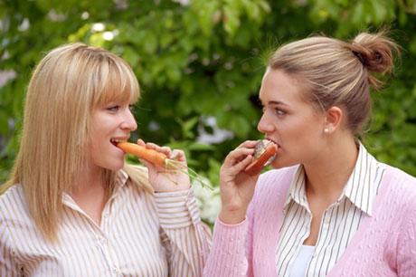 Як не зірватися з дієти - нам би день простояти та ніч протриматися
