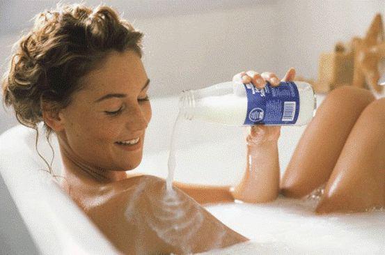 Молочко для тела как пользоваться