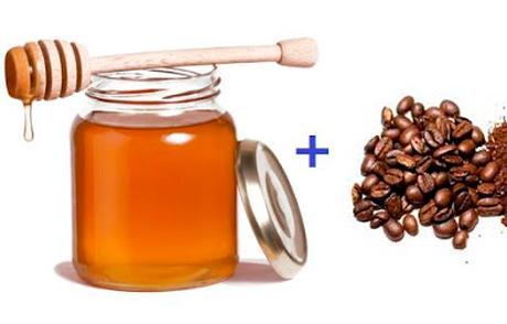 Комбинация кофе с медом