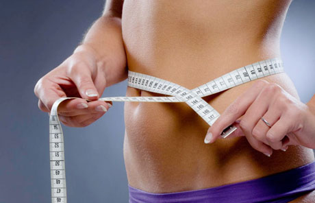 замер после диеты