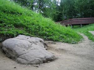 Коломенское камни