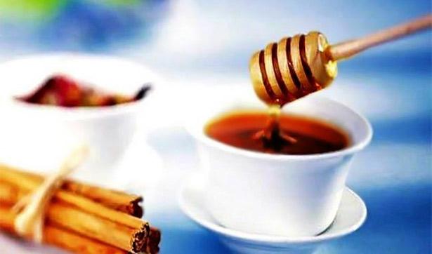Медово-коричный напиток