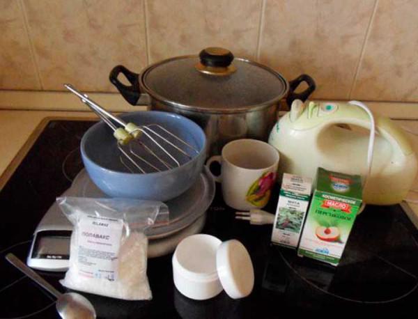 Крем для лица своими руками рецепты