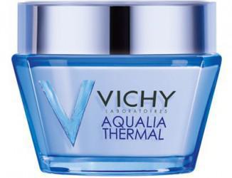 Крем Виши Aqualia Thermal с легкой текстурой.