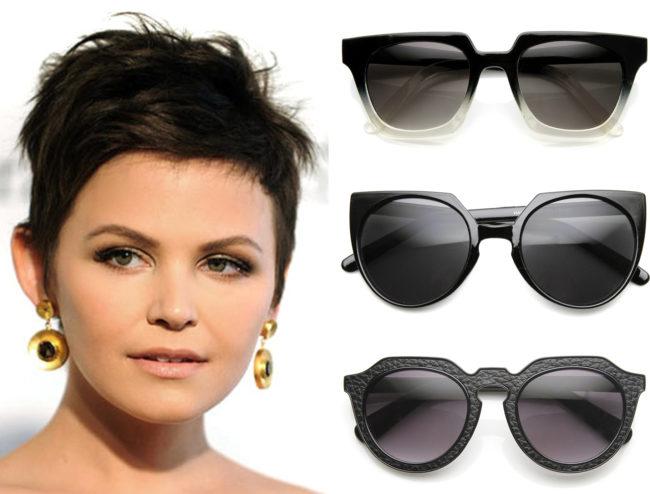 Як підібрати модні сонячні окуляри для круглого особи 0ea3bb8febd98