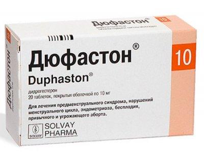 Як правильно приймати препарат Дюфастон, щоб завагітніти?