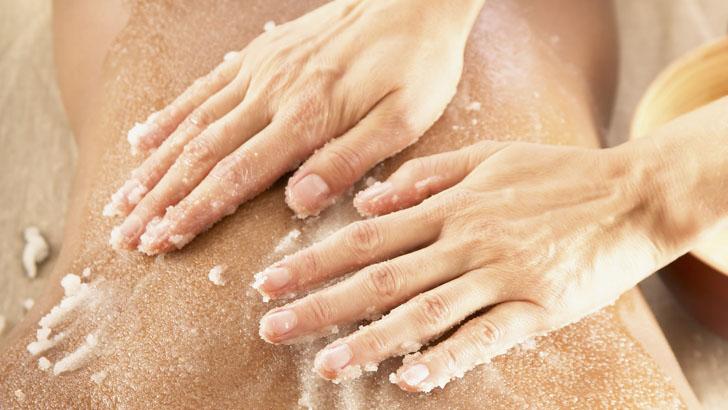 Лечение остеохондроза морской солью и маслом