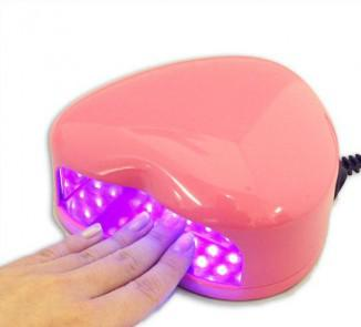 Лед лампа для ногтей
