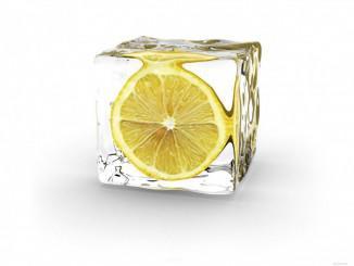 Отбеливающая маска для лица с лимоном