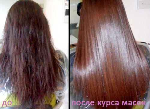 Льняное масло для волос, отзывы