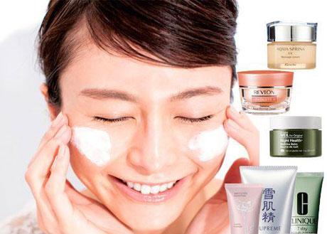Очищение кожи перед массажем